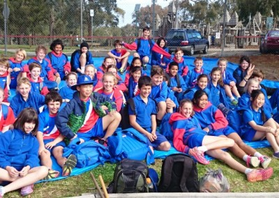 District Athletics 2015