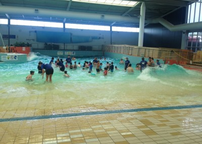 Level 2 Swimming at Waves