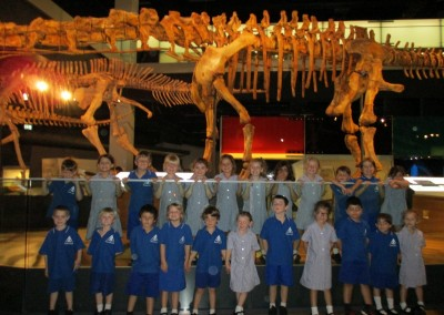 Prep Melbourne Museum Excursion