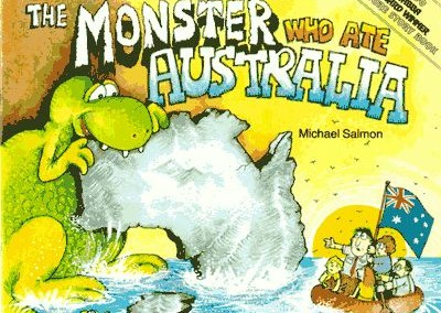 Visiting Author/Illustrator – Michael Salmon