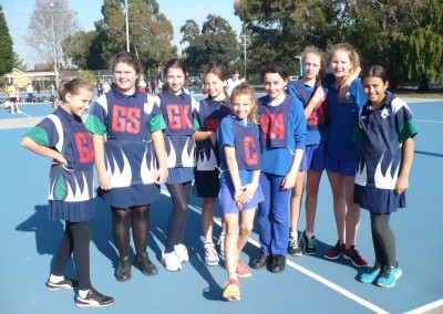 Lightning Premiership – Girls' Netball B
