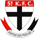 St Kilda Football Club players at KHPS