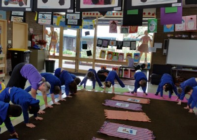 Yoga in Level 2
