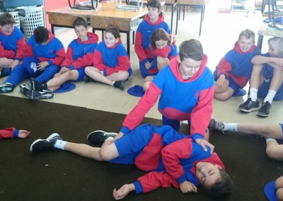 St John's First Aid Incursion