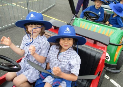 Prep Road Safety Incursion